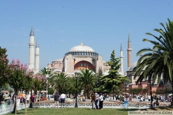 آيا صوفيا (اسطنبول، تركيا)