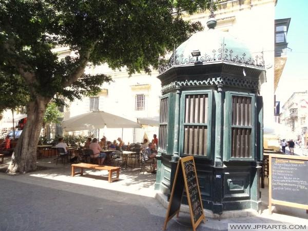 Terraza de Luciano Restaurante (Valletta, Malta)