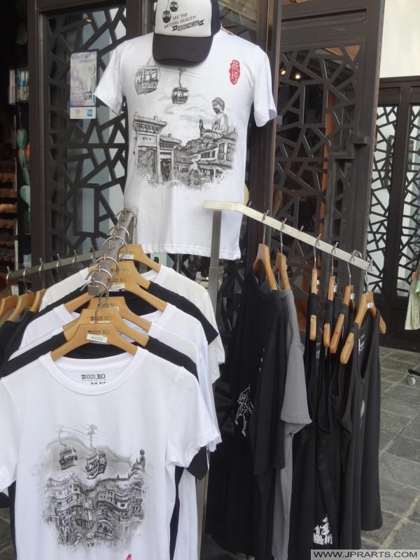 Ngong Ping 360 Shirts