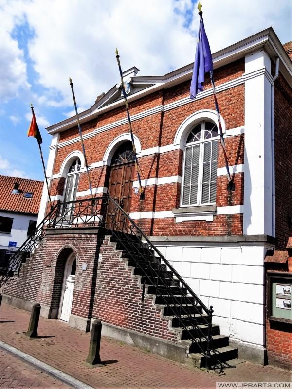 Heemhuis, Voormalig Gemeentehuis Baarle-Hertog, België