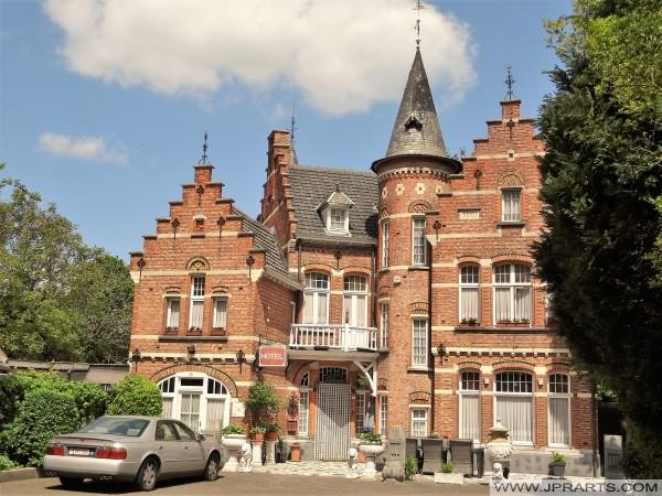 Hotel Het Kasteeltje in Baarle-Hertog, Belgien