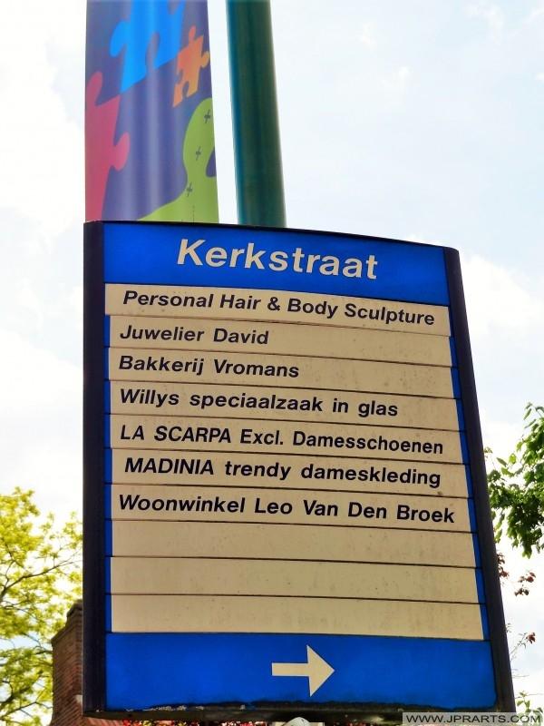 Winkelen in Baarle-Nassau-Hertog (België - Nederland)