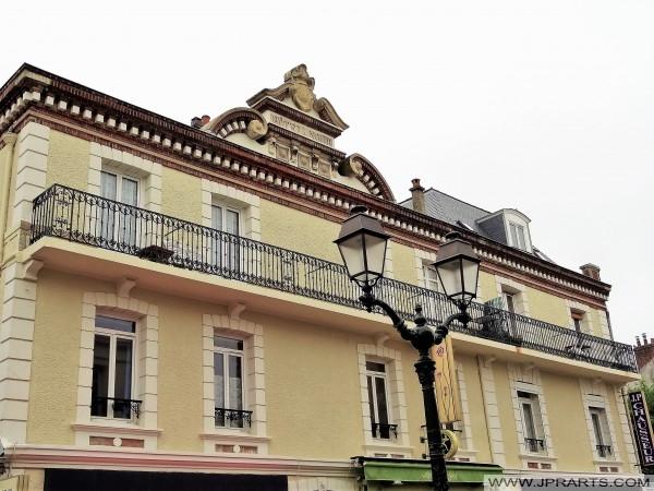 Historisch gebouw in Cabourg, Frankrijk