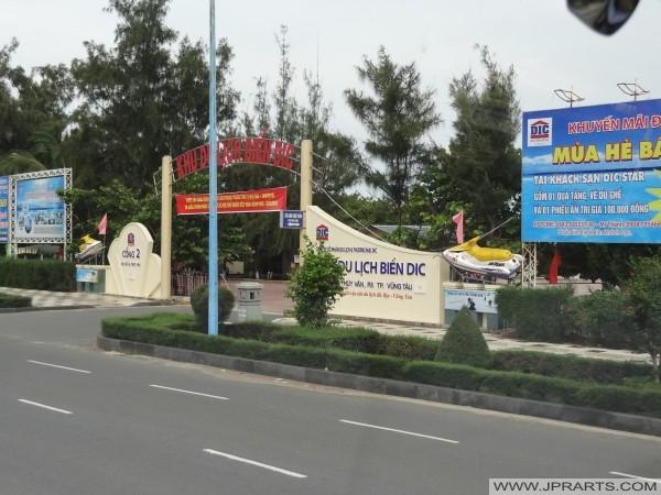 Khu Du Lịch Biển Dic (Vũng Tàu, Vietnam)