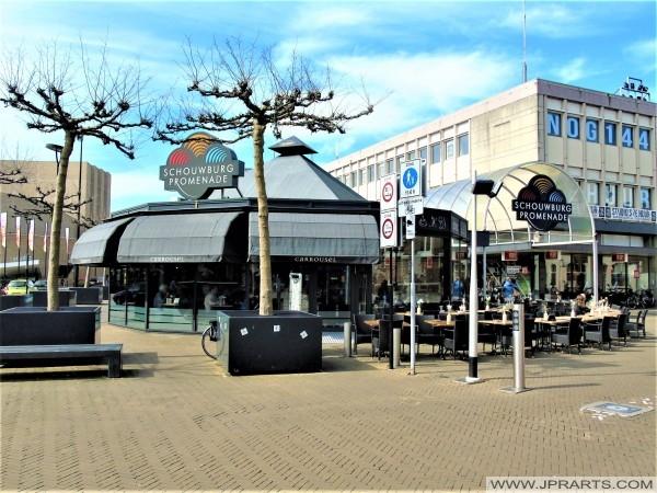 De Carrousel in Tilburg, Nederland