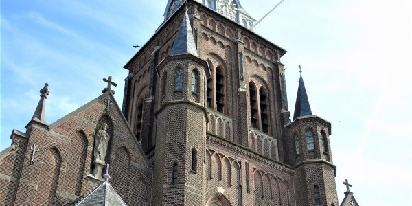 Churches in Tilburg, The Netherlands