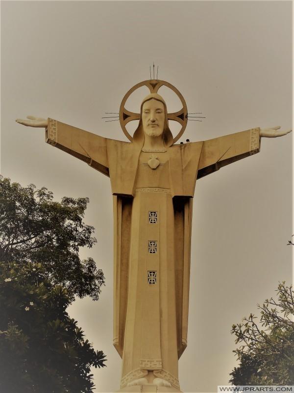 Tượng Chúa Kitô Vua tại Vũng Tàu, Việt Nam