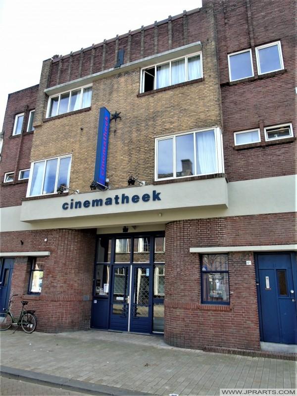 Cinematheek in Tilburg, Nederland