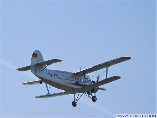 Antonov AN2-P by Rob de Man (Volkel, The Netherlands)