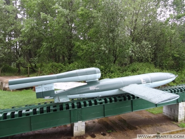 V-1 Flying Bomb (Val Ygot, France)