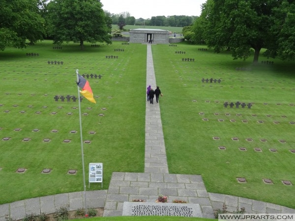 German Military Cemetery (Normandy, France)