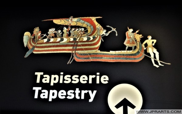 Tapisserie (Bayeux, France)