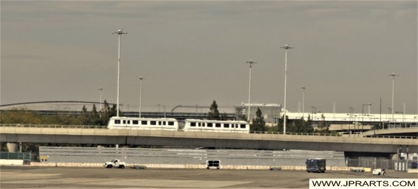 Airtrain JFK Airport (New York, USA)