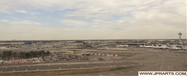 John F. Kennedy International Airport (New York, USA)