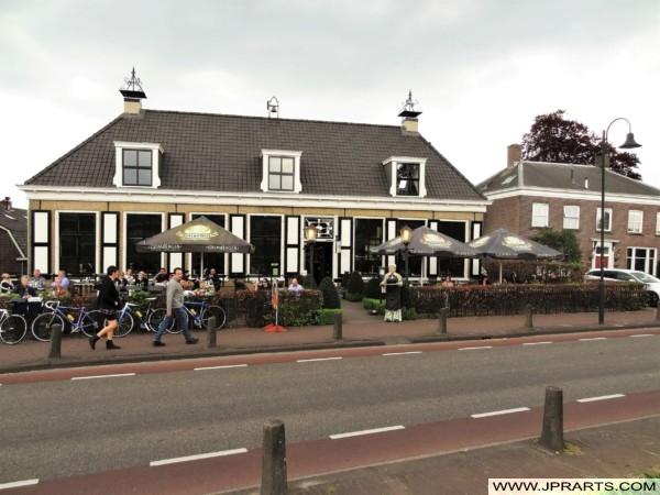 Grand Café Buena Vista en Kinderdijk, Países Bajos