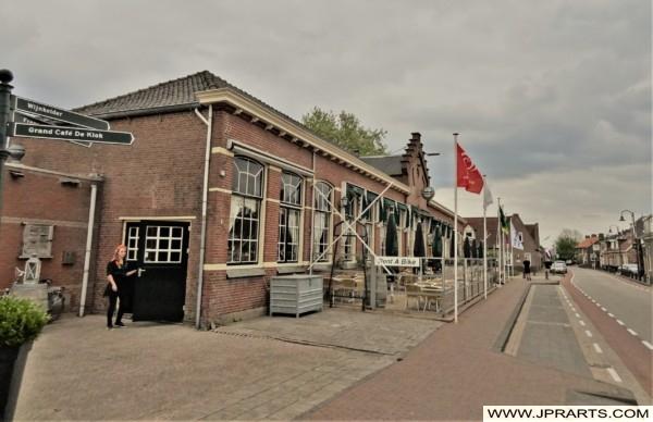 Grand Café Partycentrum De Klok in Kinderdijk, Nederland