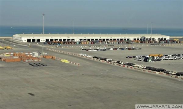 Khalifa Bin Salman Port (Al Hidd, Bahrain)