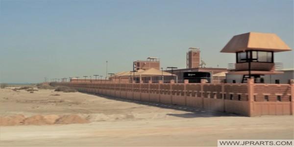 Hidd Prison in Bahrain