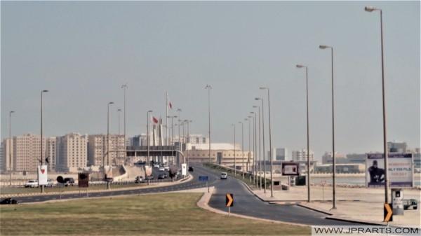 Streetview Manama, Bahrain