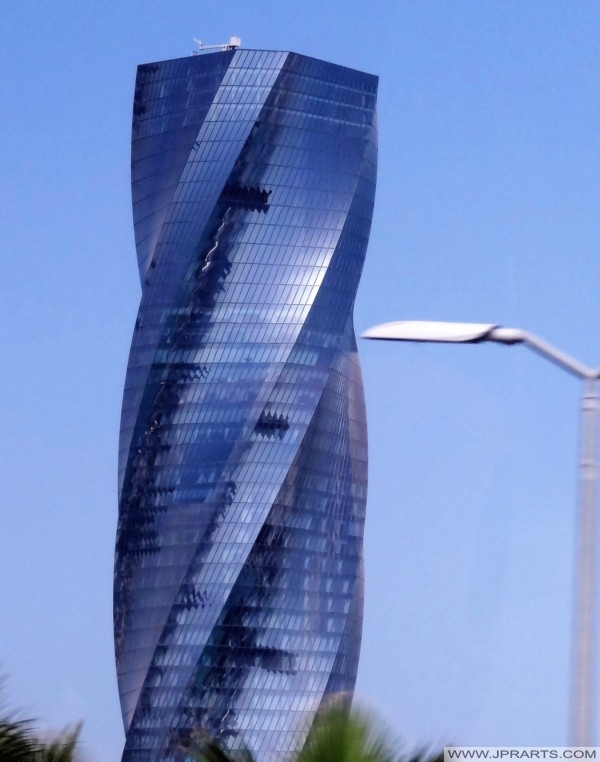 United Tower in Manama, Bahrain