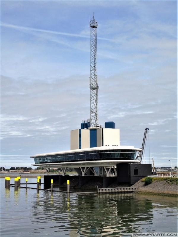 Verkeerscentrale Rotterdam, Nederland