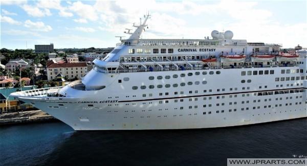 Fantasy-Class Cruise Ship Carnival Ecstasy