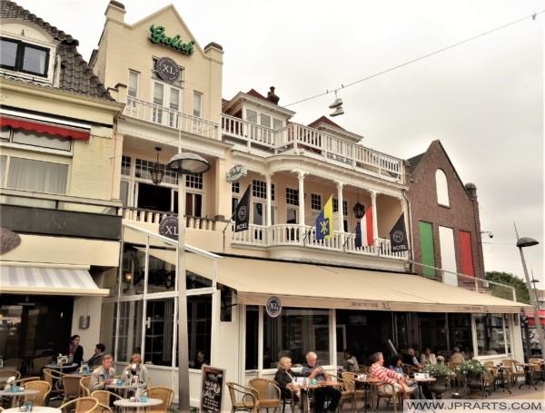 Grand Cafe Hotel Xl in Zandvoort, Nederland