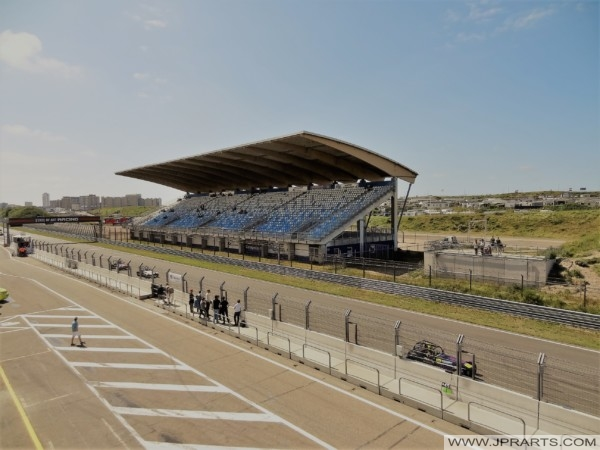 Racing Circuit at Amsterdam Beach (Zandvoort, Netherlands)