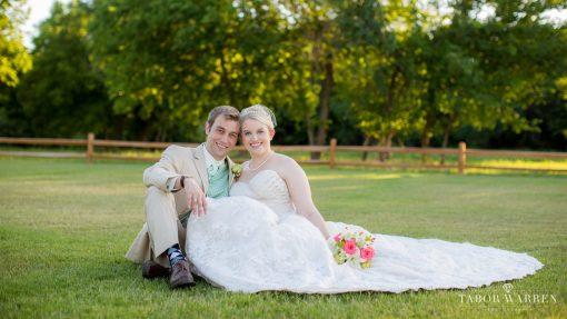 Chisholm Springs Wedding | Hannah & Seth