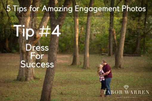 Tip #4: Dress for Success
