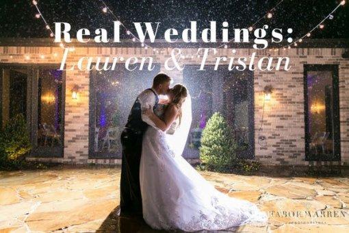 Lauren & Tristan's Vesica Piscis Wedding Photo Blog