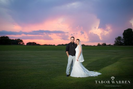 Jana & Dylan's Wedding at a private residence