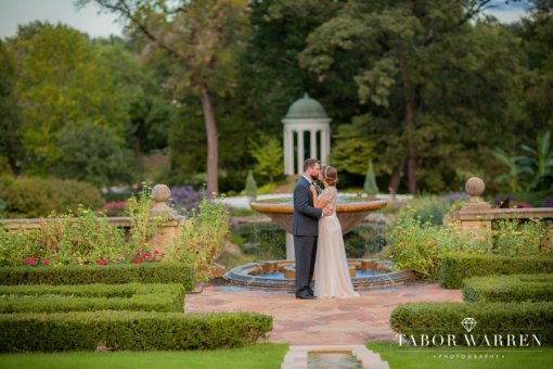 Kayla & Logan's Philbrook Museum Wedding