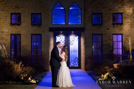 Laura & Wes's Vesica Piscis Wedding