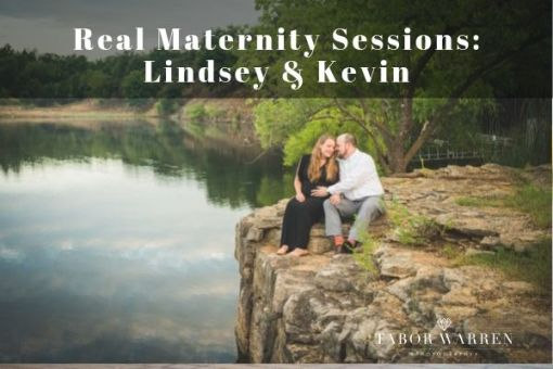 Lindsey and Kevin – Sunrise Maternity Session