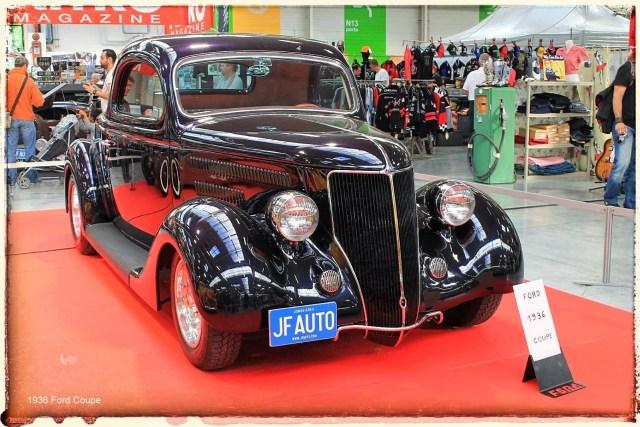 Automédon - 1936 Ford Coupe