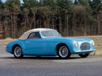 1947 Cisitalia 202 SC Cabriolet