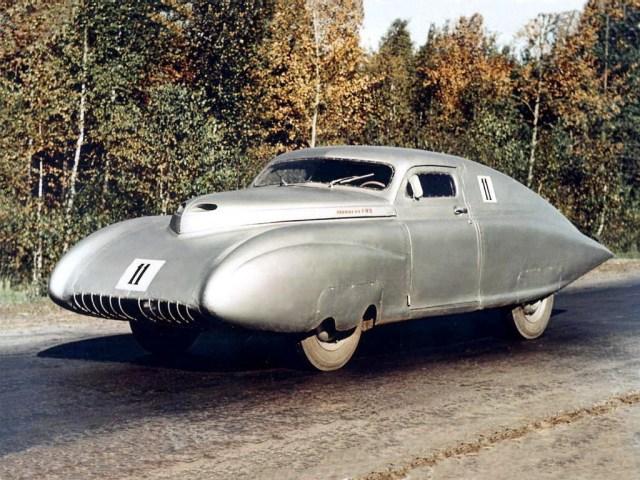 1950 Gaz M20 Pobeda Sport