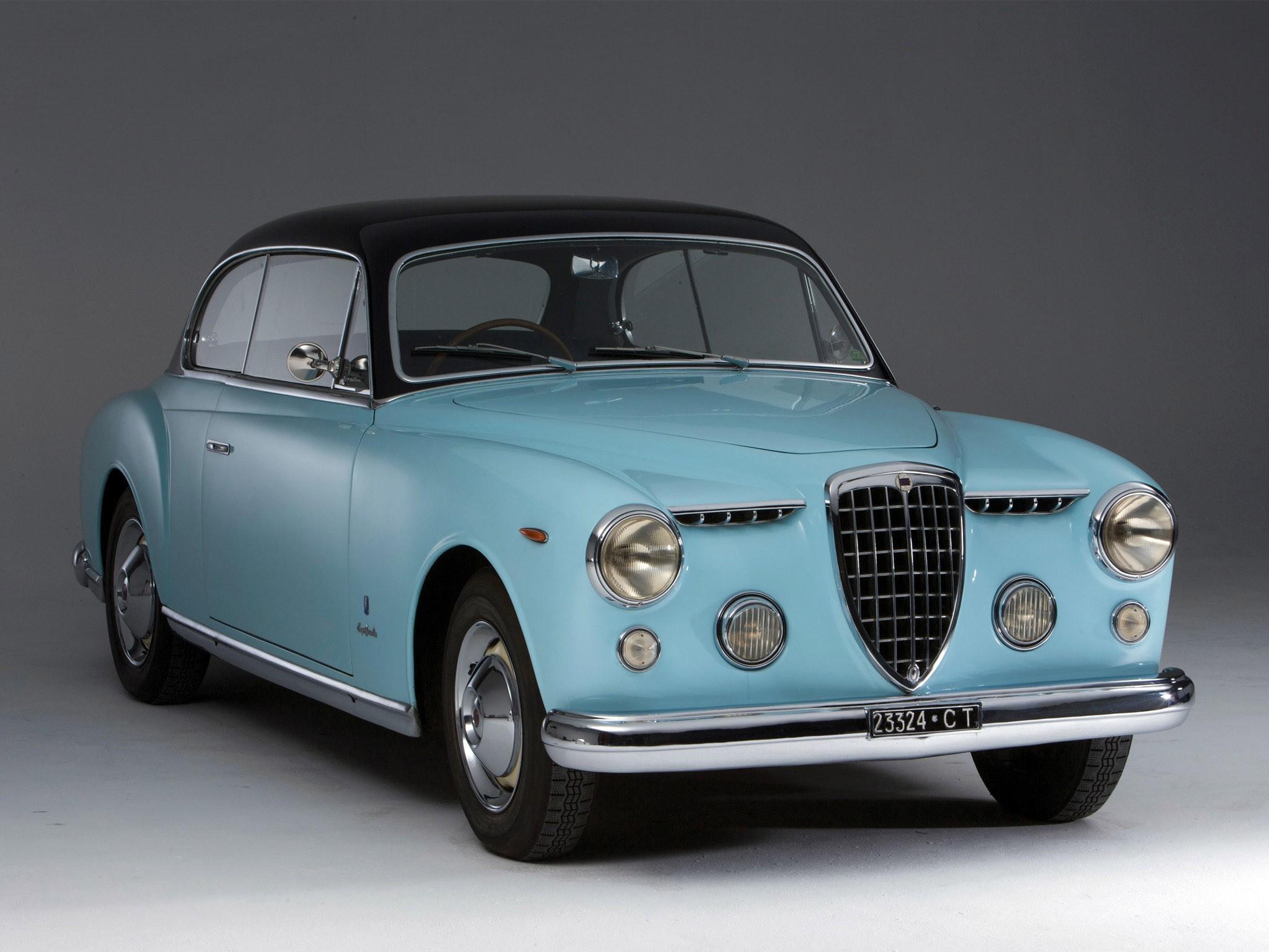 Lancia Aurelia B53 Coupe (1952)