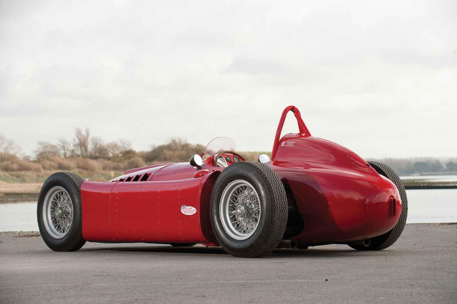 1955 Lancia D50 A Formula One