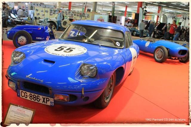 Automédon - 1962 Panhard CD 24H du Mans
