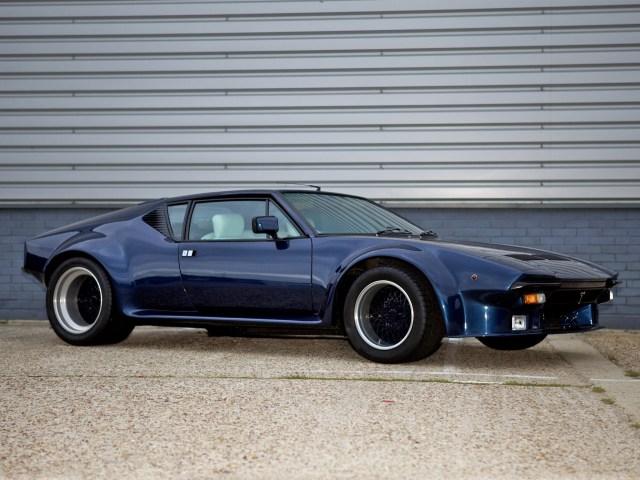 1972 Detomaso Pantera GR3