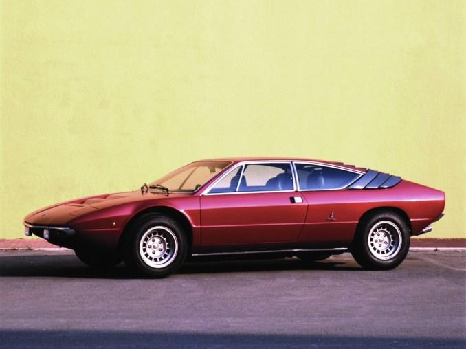 1972 Lamborghini Urraco