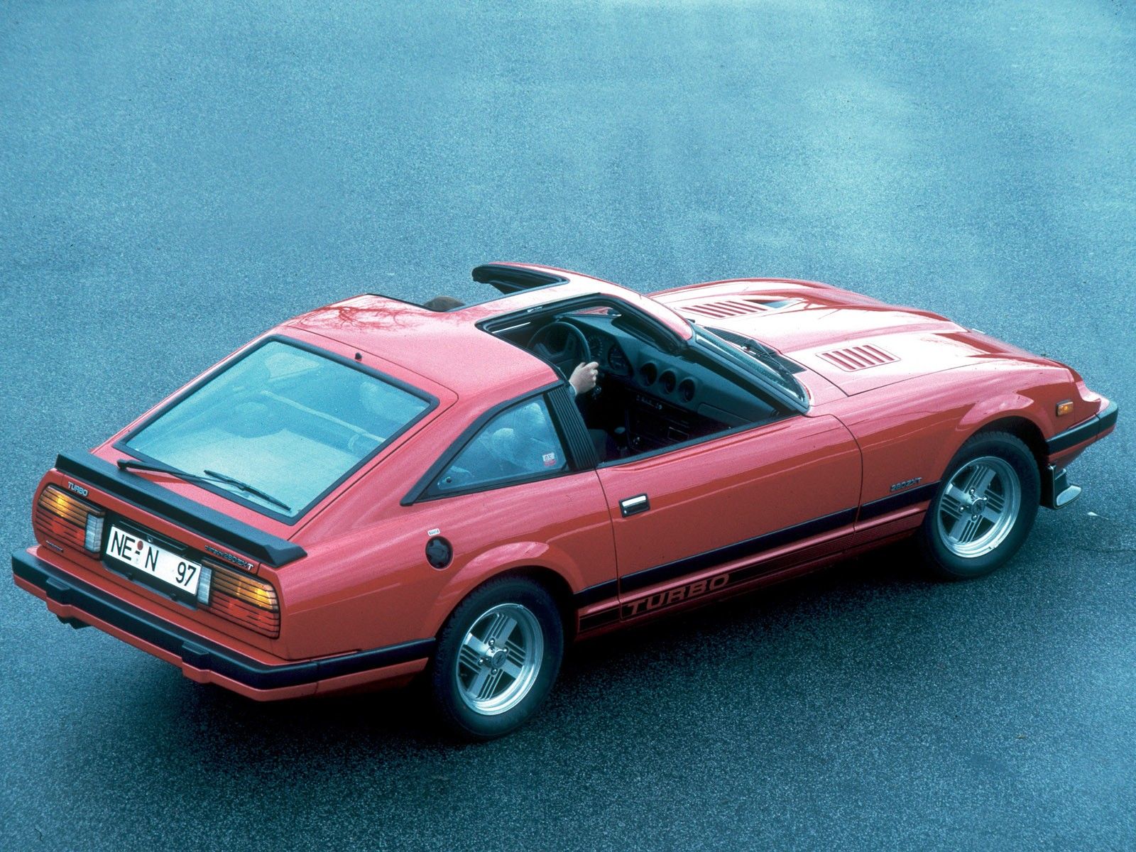 1980 Datsun 280ZX 2by2 T Roof GS130
