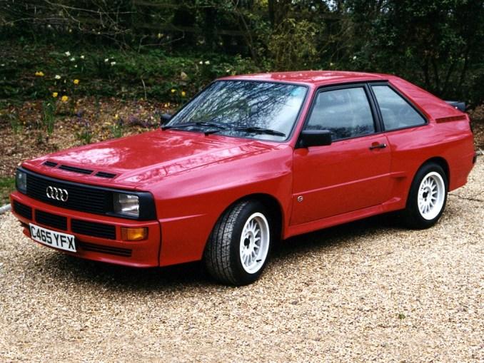 1984-86 Audi Sport Quattro