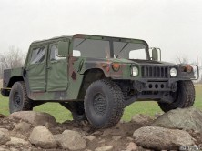 1984 Hummer Humvee