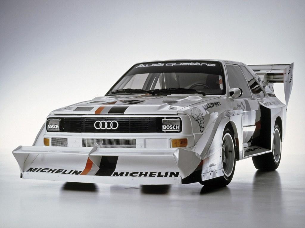 1985 Audi S1 Quattro