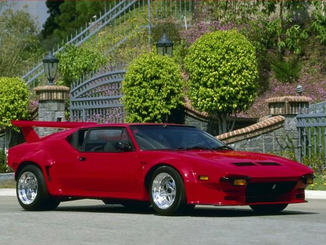1985 Detomaso Pantera GT5-S