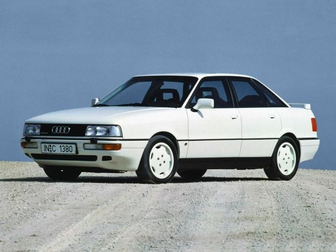 1986-1991 Audi 90