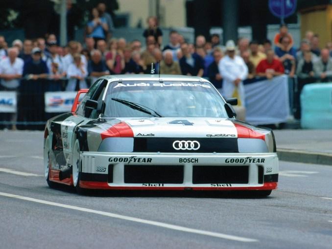 1989 Audi 90 Quattro IMSA GTO